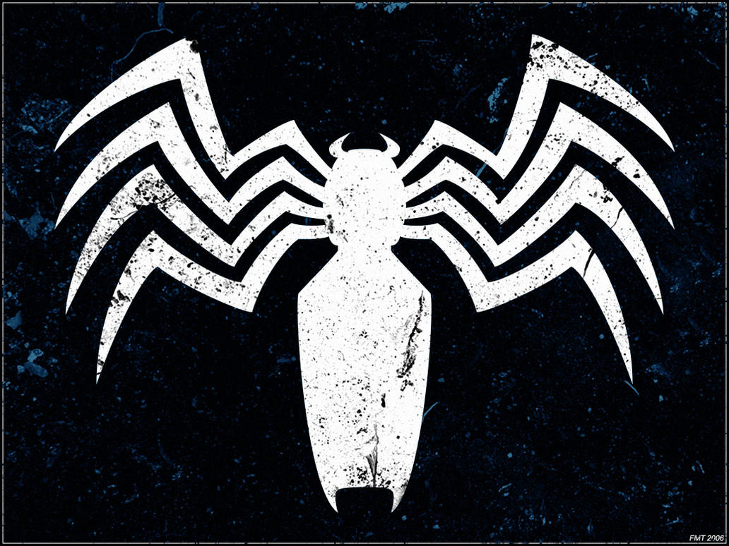 Venoms Spider Symbol By Botskiz On Deviantart