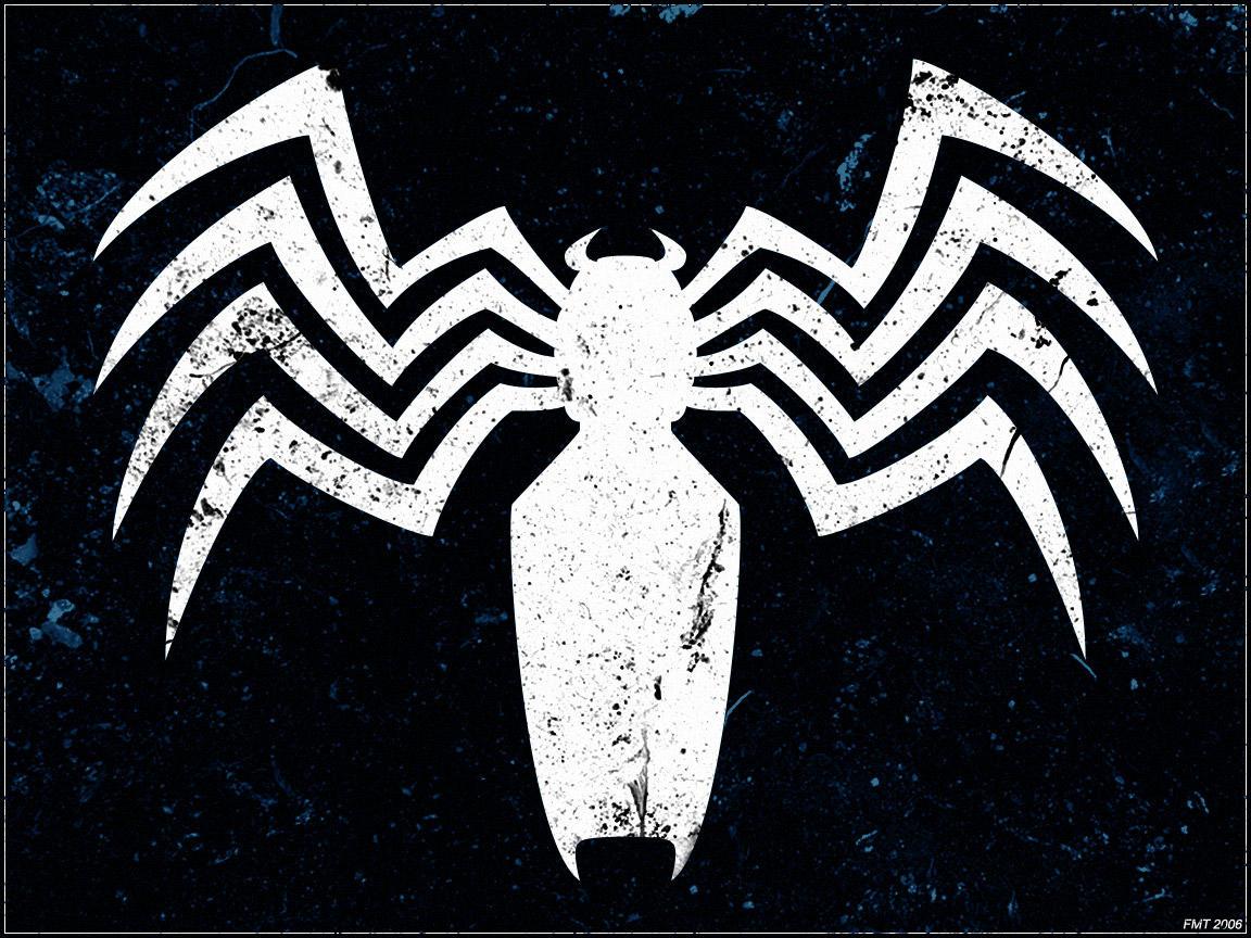 Venom's Spider Symbol by Botskiz