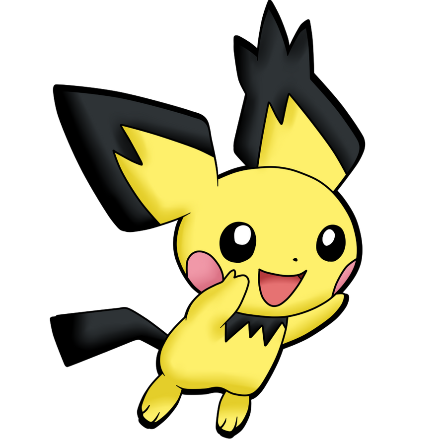Icon Request For Shaymin Chi Spiky Eared Pichu By Claire Aegis Faust On Deviantart