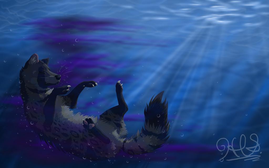 Sinking by Sparaze