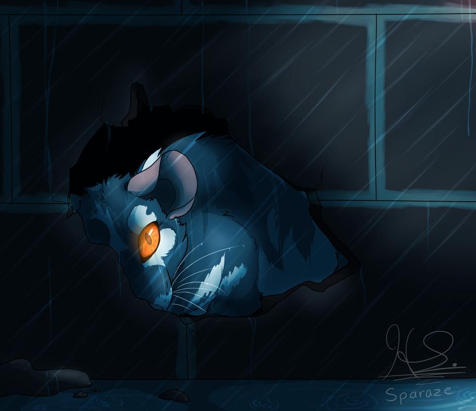 TRP: Hiding Away by Sparaze