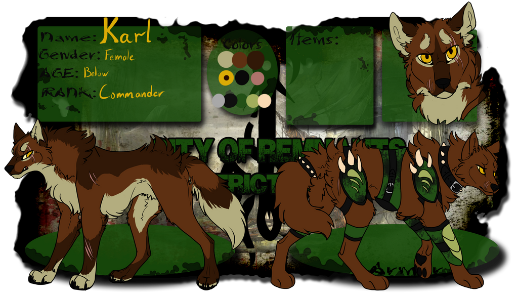 COR: Karl by Sparaze