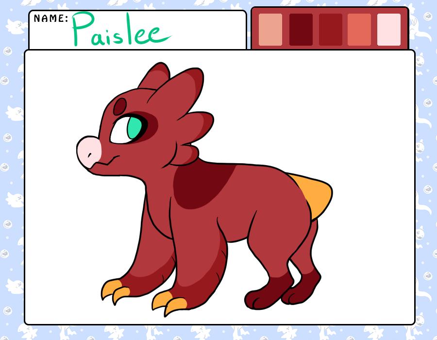 Wyngro: Paislee by Sparaze