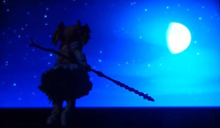 Night patrol by bezefang