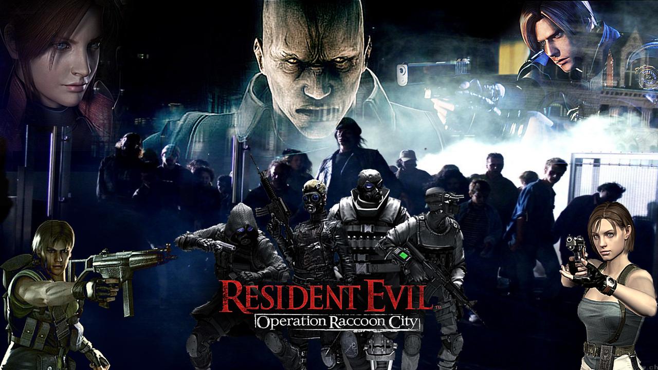 Resident Evil Operation Raccoon City [PC] [Español-MG]