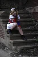 Harley Quinn 2 by JennahIsSoCoolLIKE