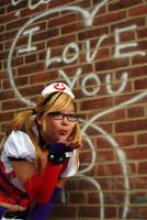 Harley Quinn 3 by JennahIsSoCoolLIKE