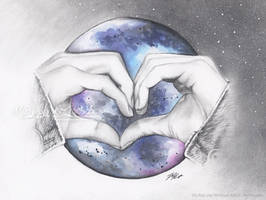 Your Heart : My Hands by FallThruStardust