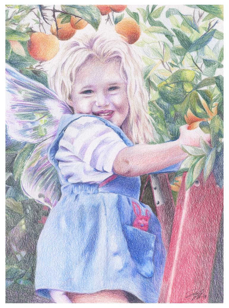 Fairy Ashy by FallThruStardust