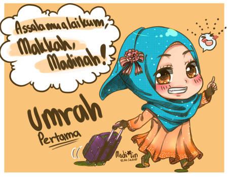 ::First Umrah::