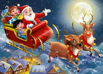 Merry Christmass!!!!!!1111 by AyaYanagisawa