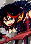 Matoi Ryuko Kill la Kill Fanart