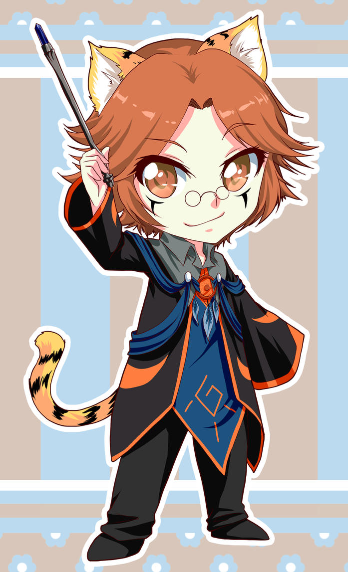 OC trickster online by AyaYanagisawa