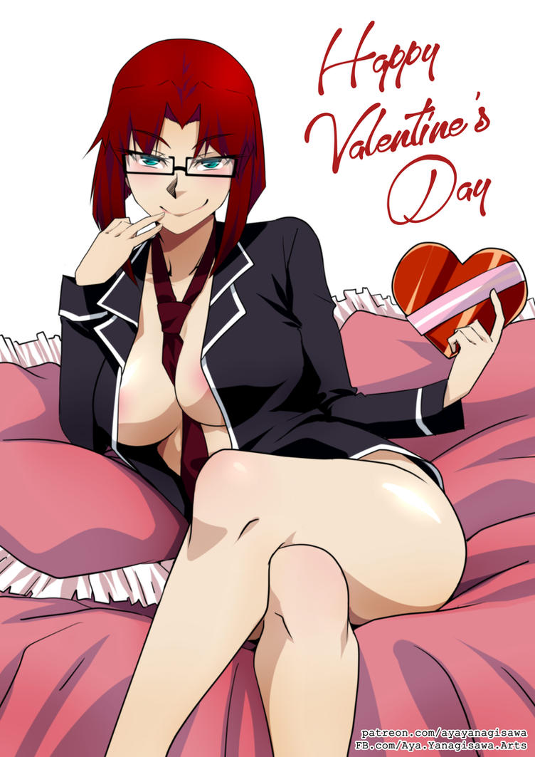 Happy Valentines Day!! (2018) by AyaYanagisawa