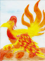 Phoenix by captainclaw