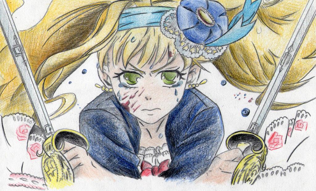 A Sword To Protect You by PrincessPokemon