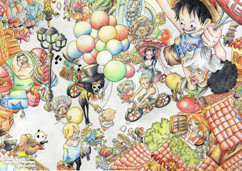 Nakama by PrincessPokemon