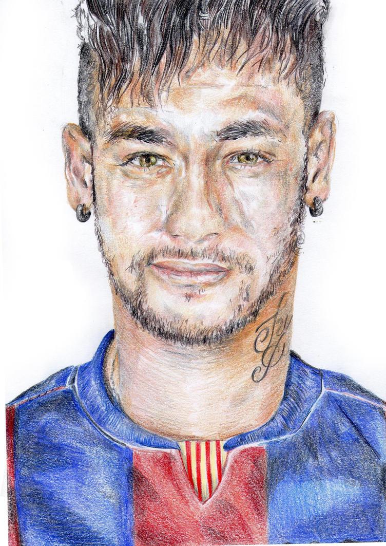 Neymar Jr by PrincessPokemon