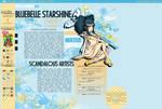 Bluebelle Starshine