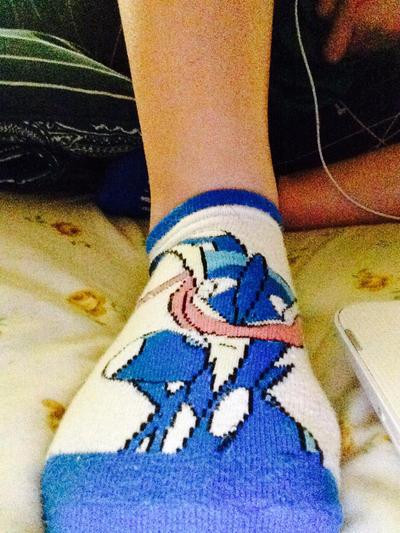 My fav socks  by Amoneki4lyfe
