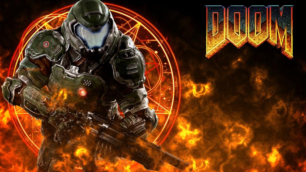 Doom Slayer Hd Wallpaper Fitrini S Wallpaper