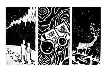 triptych by rioli-ahyaminke