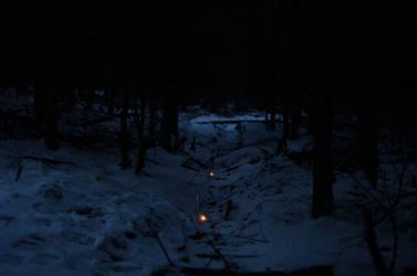 light the snow
