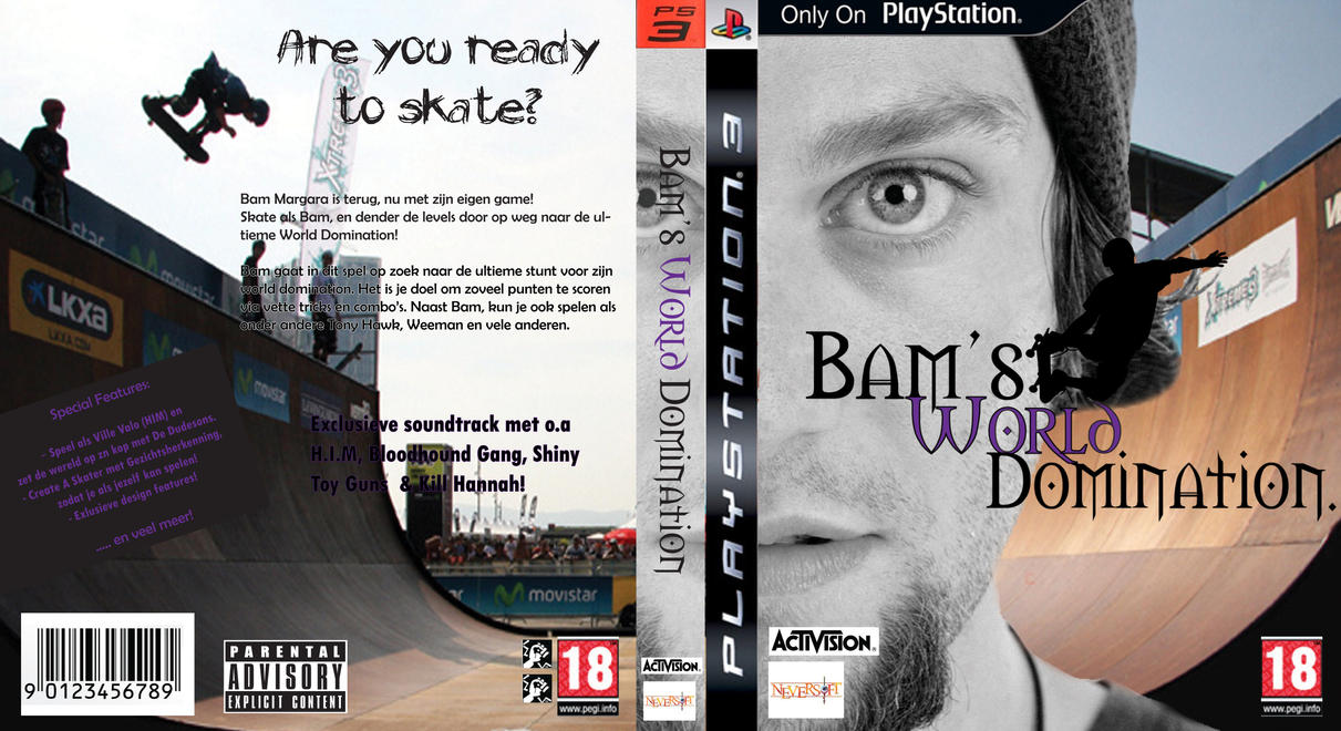 Bams world domination