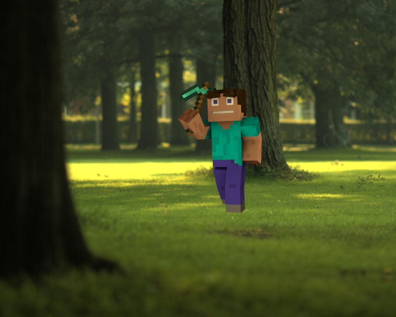 Minecraft - Steve in Reallife by SteeezySam on DeviantArt
