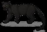 ..: black Panther :..