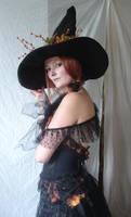 Autumn Witch Portrait 2