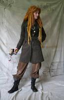 Steampunk Soldier 6 by mizzd-stock