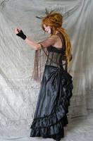Raven Priestess 2 by mizzd-stock