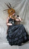 Raven Priestess 5 by mizzd-stock