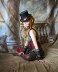 Steampunk Circus Doll 8