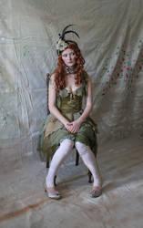 Green Rag Doll 5