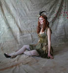 Green Rag Doll 7