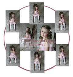 Child Porcelain Doll Exclusive