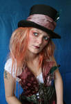 Lady Mad Hatter Portrait 1