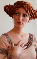 Valeriya Portrait 2 by mizzd-stock