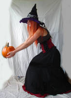 Witch 1 by mizzd-stock