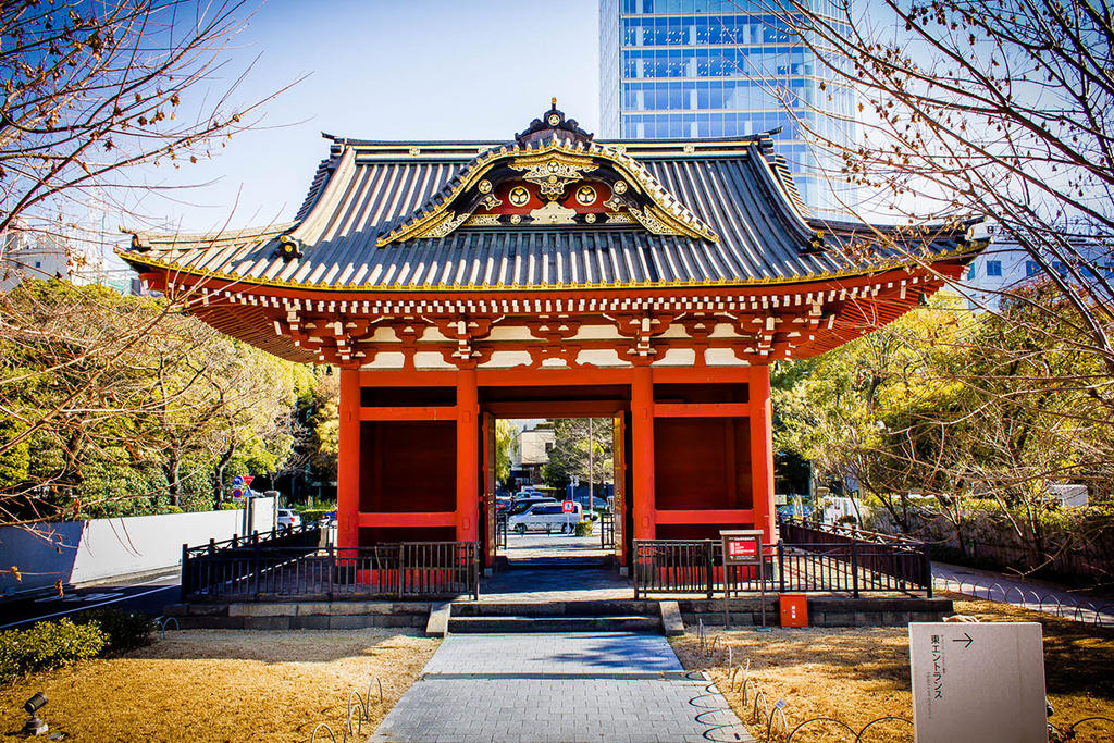 Tokyo Gate by DonChuleo