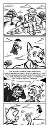 A bro advice with a spoonful of sugar by atmanryu
