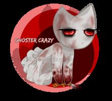 Ghoster Crazy ~FanArt~ by IvoR14HI