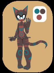 -ADOPT- Egyptian Cat (Female/Male) CLOSED
