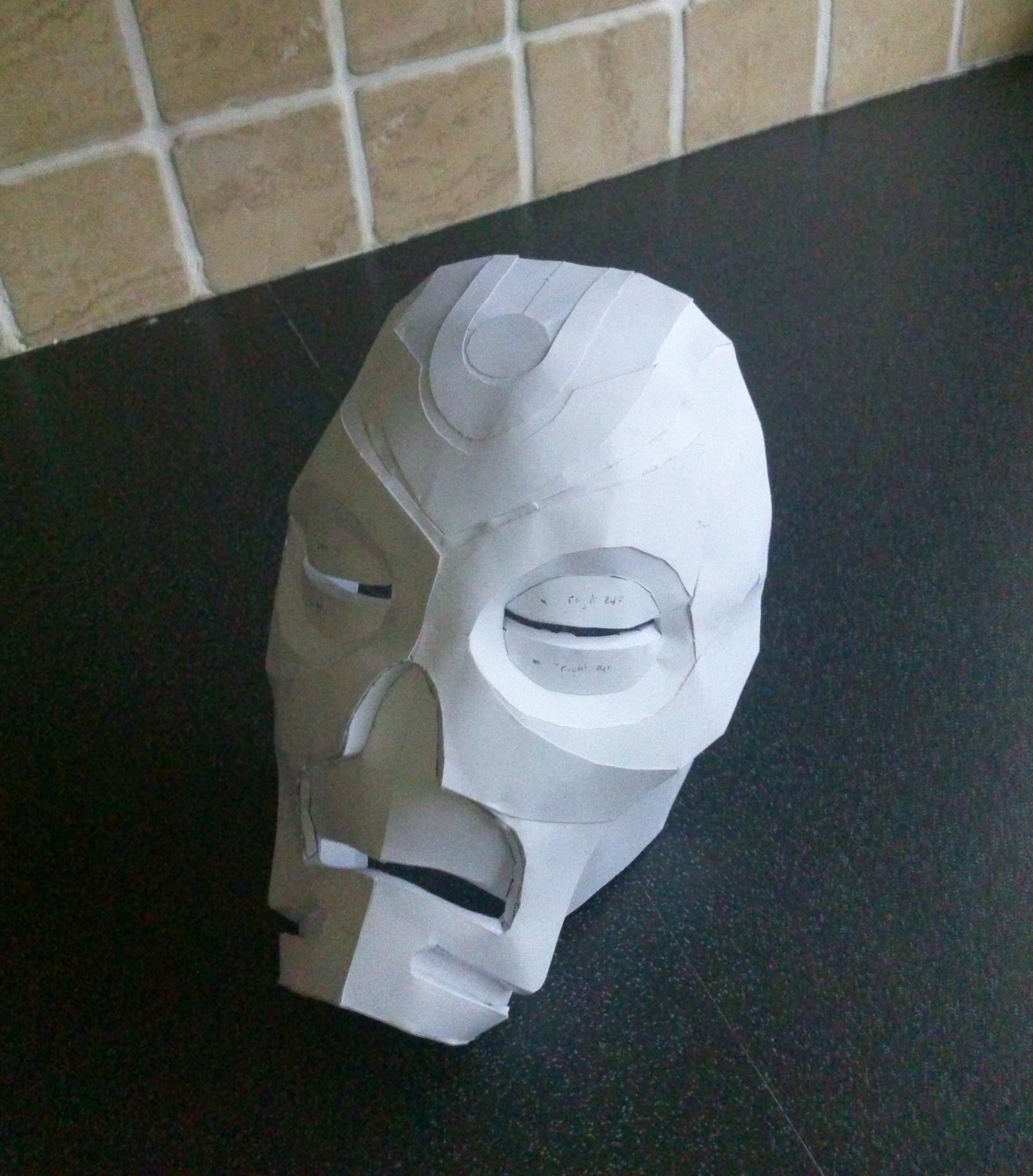 Skyrim Craft Mask Mod