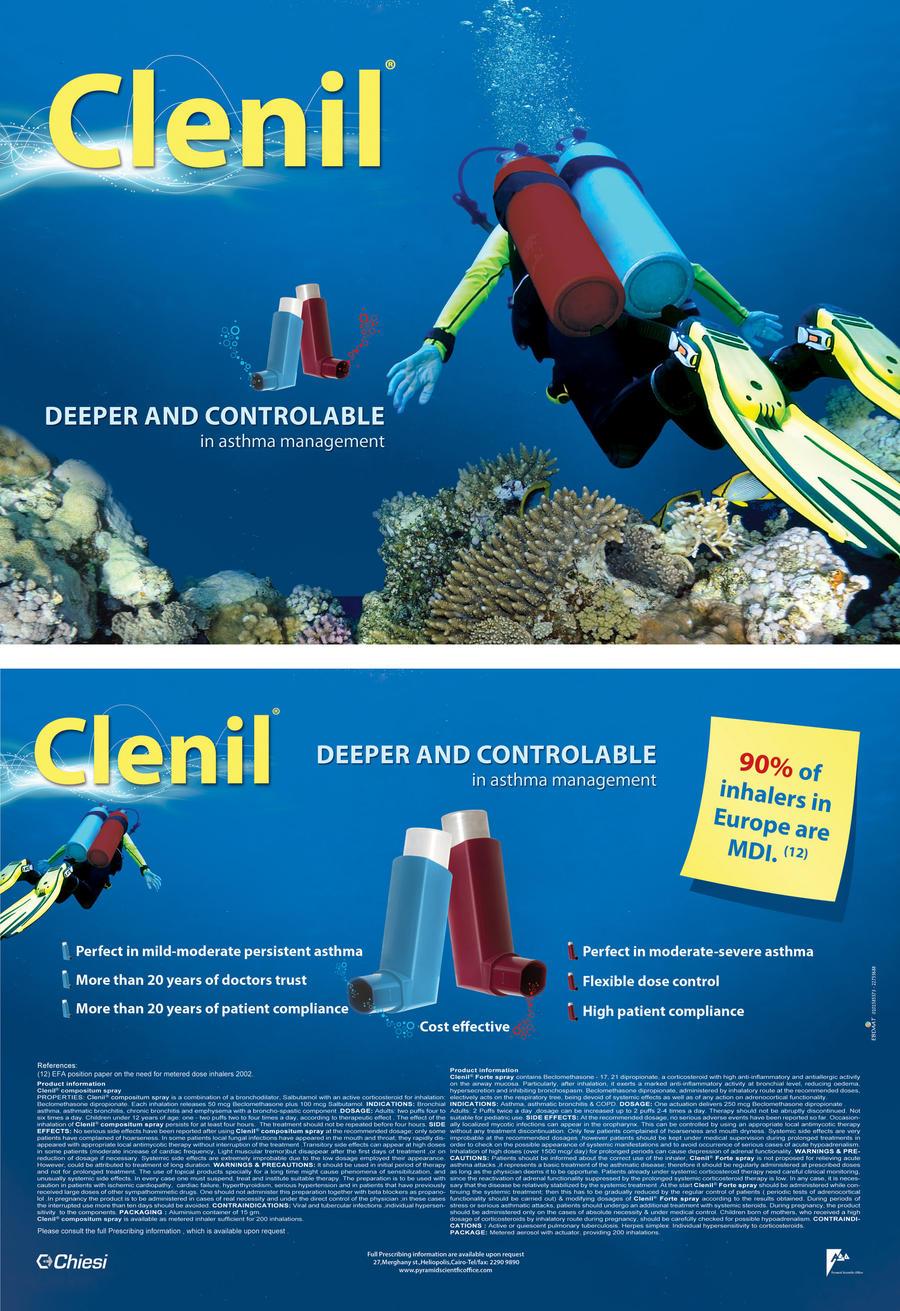 Clenil Final Idea
