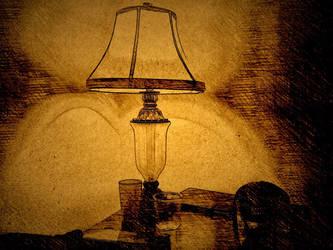 living room lamp by sjrw26