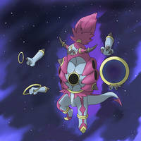 Hoopa Unbound by CarryGreen