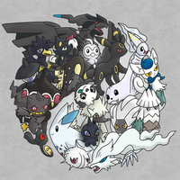 Yin and Yang by CarryGreen